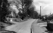 Sandhurst, Harts Leap Road c1960