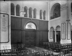 Sandhurst, King George 5th Memorial, Royal Military College Memorial Chapel 1938