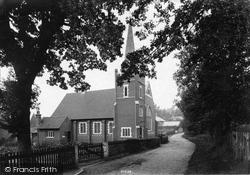 Sandhurst, Methodist Church 1909