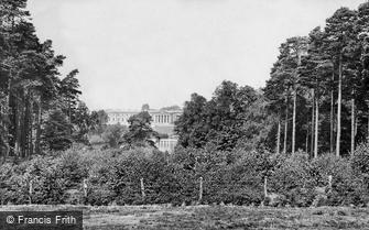 Sandhurst, Military College 1906