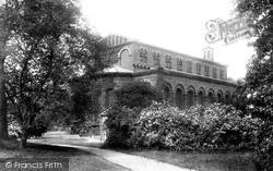 Sandhurst, R.M.C, The Royal Memorial Chapel 1901