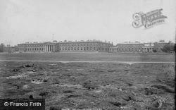 Sandhurst, Royal Military College 1901