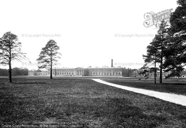 Sandhurst, Royal Military College 1925