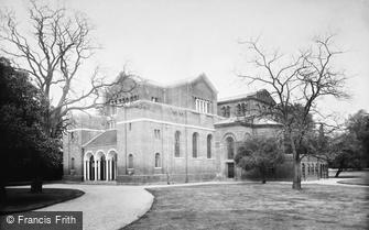 Sandhurst, Royal Military College Memorial Chapel 1938