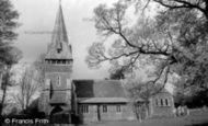 Sandhurst, St Michael's Church c1955