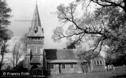 Sandhurst, St Michael's Church c.1960
