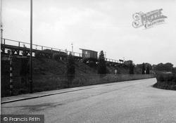 Sandhurst, The Station Halt 1939