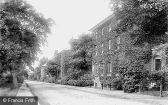 Sandhurst, the Terrace, Royal Military College 1901