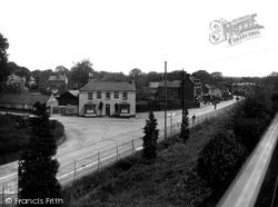 Sandhurst, View From Sandhurst Halt 1939
