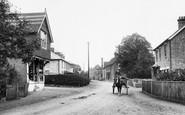 Sandhurst, Village 1906