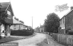 Sandhurst, Village 1909