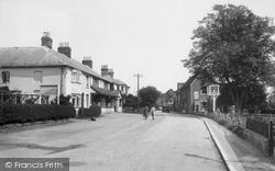 Sandhurst, Village 1939