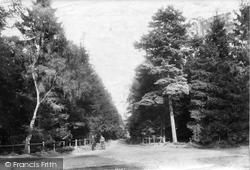 Sandhurst, Wellington College Road 1909