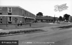 Hall Drive Old People's Home c.1965, Sandiacre