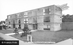 Sandiacre, Hall Drive Old People's Home c.1965