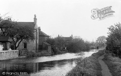 Sandiacre, The Canal c.1955