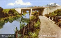 The Canal c.1965, Sandiacre