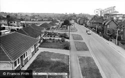 Sandiacre, The Town c.1965