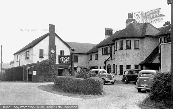 Sandilands, Grange and Links Hotel c1955