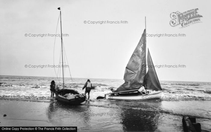 Photo of Sandilands, Sailing c.1960