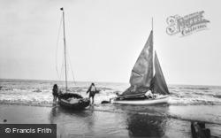 Sandilands, Sailing c1960