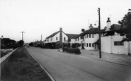 Sandilands, the Grange and Links Hotel c1955