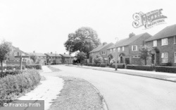 Sandiway, Ash Road c.1960