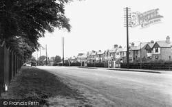 Sandiway, Chester Road c.1935
