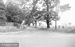 Sandiway, Daleford Lane c.1960