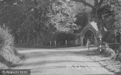 Sandiway, Norley Road c.1955