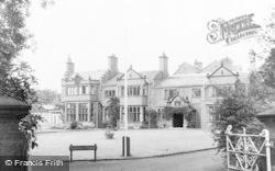 Sandiway, Sandiway Manor c.1960