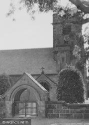 Sandiway, St John's Church c.1955