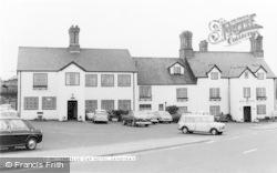 Sandiway, The Blue Cap Hotel c.1965
