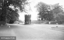 Sandiway, The Round Tower c.1960