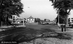 Sandiway, Toll Bar c.1960