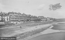 Sandown, From The Pier 1927