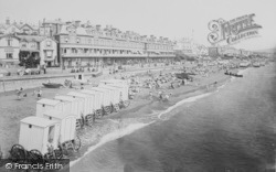 Sandown, Looking East 1913