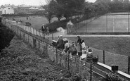 Sandown, Miniature Railway c1955