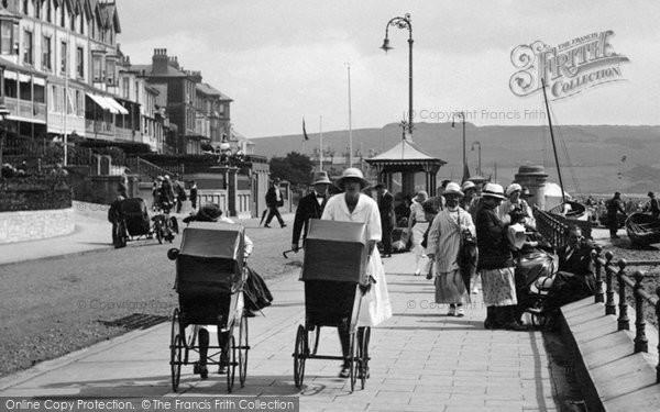 Sandown, Prams 1923