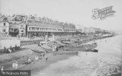 Sandown, The Esplanade 1904