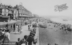 Sandown, The Parade 1913