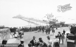 Sandown, The Pier 1913