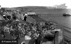 The Pier 1935, Sandown