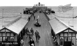 The Pier c.1955, Sandown