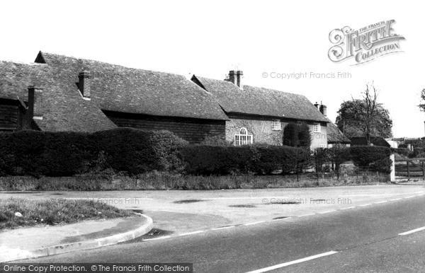 Sandridge, Pound Farm c1960