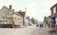 Sandridge, Village c1910