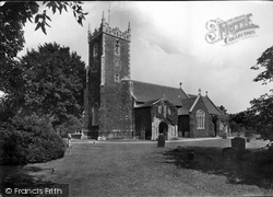 Church Of St Mary Magdalene 1921, Sandringham