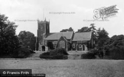 Sandringham, Church Of St Mary Magdalene c.1930