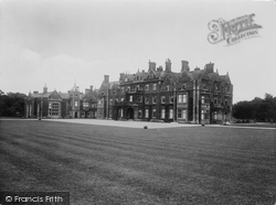 From The North-East 1927, Sandringham