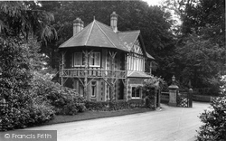 House, East Lodge 1927, Sandringham